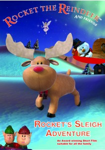 Rocket the Reindeer