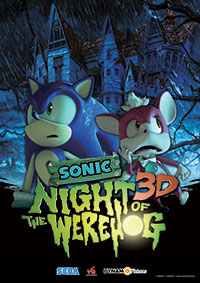 Sonic night of the werehog 3d